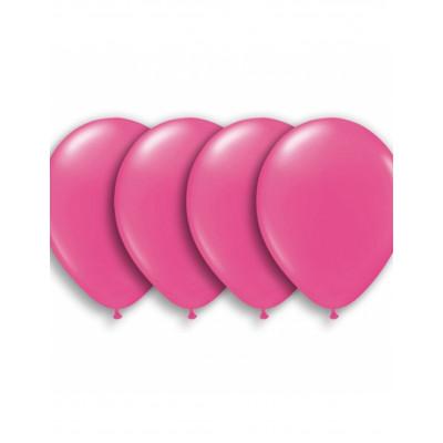 Latexove balony ruzove 10ks...