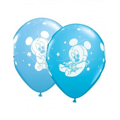 Latexove balony MICKEY 6ks...