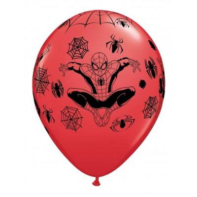 Latexove balony Spiderman...