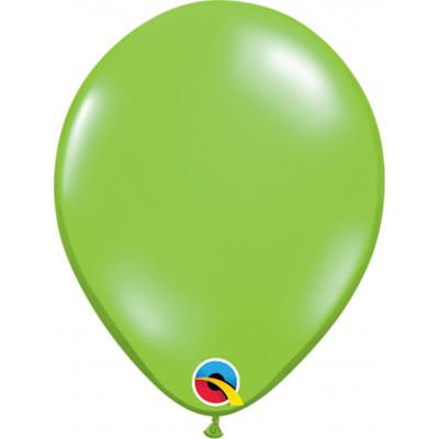 Latexove  balony zelene...