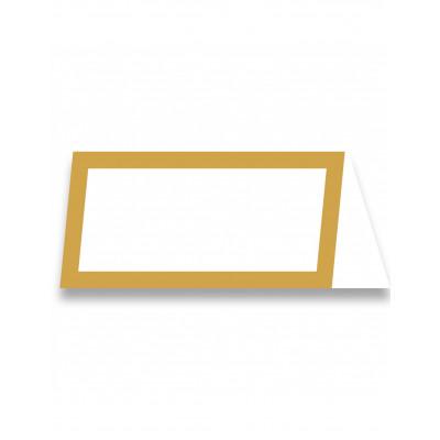 Menovky zlate 50ks