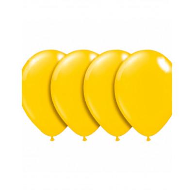 Latexove balony zlte 100ks...